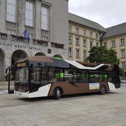 Elektrobus Ekova Electron
