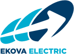 logo EKOVA ELECTRIC a.s.