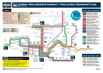 Schéma trolejbusové dopravy [PDF]